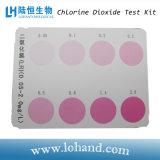 Kit de la prueba del dióxido de clorina con precio bajo