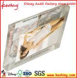 Caja de embalaje / caja de embalaje de PVC de papel personalizado de cartón con ventana de PVC