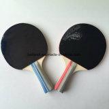 ロゴのプラスチック包装の卓球のバット