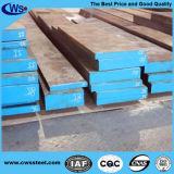 Acier froid 1.2080 de moulage de travail d'acier de construction