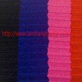 Tela tingida do poliéster da tela do jacquard da fibra química para a matéria têxtil da HOME do terno do revestimento de vestido da mulher
