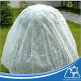 De PP Virgem Nonwoven Fabric com a lâmpada UV resistir em óleos vegetais