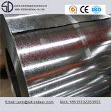 Bobine en acier galvanisée plongée chaude d'A653 Sgch Chromated