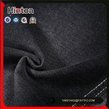 Tessuto di lavoro a maglia nero del denim di colore 98%Cotton 5%Spandex dalla fabbrica di Foshan