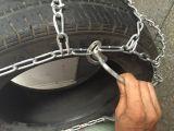 Cadeia de veículo único de aço