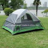 3-4 Personnes Tente de camping en polyester extérieur