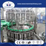 Monoblock 3 en 1 máquina de rellenar del jugo (botella de cristal con el casquillo de aluminio)