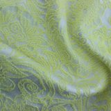 Tela del Dobby de la armadura del poliester de la materia textil de la ropa de las mujeres