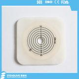 白いHydrocolloid Colostomy袋のフランジの最大切口のサイズ60mm (SKU2139070)