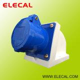 Elektrischer Strom-Schalter-Extensions-männlich-weiblicher industrieller Stecker
