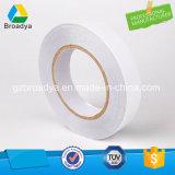 Jumbo translúcidas de doble cara cinta adhesiva de tejido fino (DTS611)