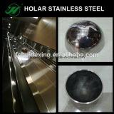 ステンレス鋼の手すりの球