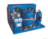 Copelandの圧縮機の低温の凝縮の単位