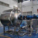 5000リットルのソリッドステート発酵槽(ステンレス鋼)