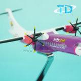 Avion modèle de passager de résine du 1:150 18cm de l'air Atr72-500 de NOK