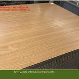 E1 papel de la melamina hizo frente al MDF para hacer muebles