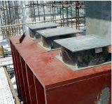 Les roulements en caoutchouc de base de plomb pour la construction de constructions à la norme européenne