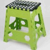 Apilable moderna plegable de jardín de plástico de heces con el CE aprobado