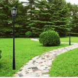 현대 작풍 무선 LED 태양 정원 점화
