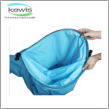 Jantando do presente colorido de Lamzac da cadeira o saco de sono ao ar livre inflável