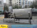 2500literミルク冷却タンク酪農場冷却タンククリーム色の冷却タンク