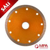Sali rapidamente ha tagliato la lamierina professionale delle mattonelle della porcellana del diamante per di ceramica