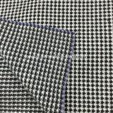 Обыкновенная толком Yarn-Dyed шинель ткани шерстей