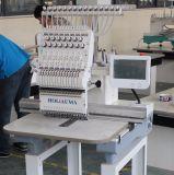 熱い取り引きのDahaoのコンピュータ制御システム単一ヘッド刺繍機械15針の帽子の平らな刺繍機械