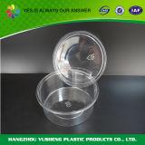 真新しく使い捨て可能なプラスチックペットフルーツの容器