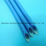 Tubo elettrico Braided 1.2kv di Insulaiton del collegare di UL1441 VW-1 della vetroresina flessibile del silicone