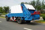 4X2 10 tonnes de compacteur de camion d'ordures camion d'ordures de 10 mètres cubes à vendre