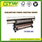 De Printer van Inkjet van het groot-Formaat van Oric met Dubbele Printhead 5113 voor Druk