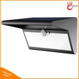 Luz solar do sensor de movimento de 800 lúmens para a iluminação ao ar livre