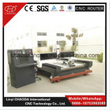 Heißer Granit 3D des Verkaufs-Jcs1325r schnitzender CNC-Maschinen-Drehpreis
