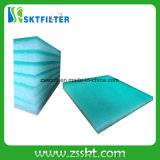 Placa de gipsita reforçada fibra de vidro do filtro de media