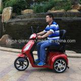Электрический трицикл для с ограниченными возможностями