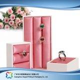 Caisse d'emballage de luxe en bois/de papier étalage pour le cadeau de bijou de montre (xc-dB-013c)