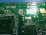 Impedancia de múltiples capas del PWB 6layer Fr4 controlada con oro de la inmersión
