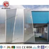 Het Globond Geperforeerde Comité van het Aluminium voor BuitenDecoratie