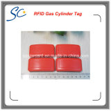 Tag do Anti-Metal da freqüência ultraelevada RFID do cilindro de gás
