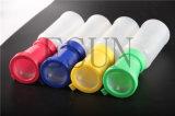 Instruments de médecine vétérinaire en plastique coupe balanciers solution de trempage des trayons