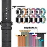 Appleの腕時計のための編まれたナイロンストラップの置換のリストバンド