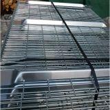 Гальванизированный блок вешалки полки палубы провода
