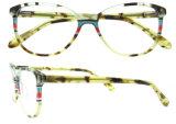Het recentste Nieuwe Optische Frame van het Oogglas van Eyewear van de Acetaat van het Ontwerp