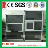 Aluminiumlegierung-Doppeltes hing Fenster mit Fliegen-Bildschirm