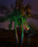 Lumière de décoration d'arbre de laser pour Noël, ce extérieur RoHS de douche de laser d'étoile