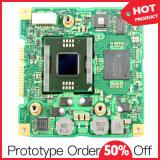 Placa de circuito impresso eletrônica valiosa de RoHS Fr4 94V0
