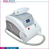Preço portátil da máquina da remoção do tatuagem do laser do ND YAG com baixo custo