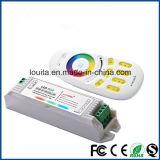 2.4G長いプラスチックシェルの接触RGBコントローラ