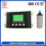 Метр уровня воды индикации LCD ультразвуковой
